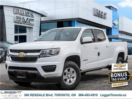 2020 Chevrolet Colorado WT (Stk: 204867) in Etobicoke - Image 1 of 22