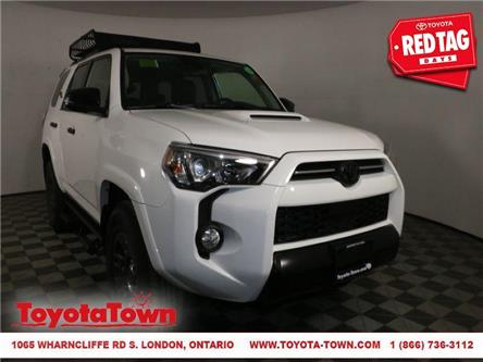2020 Toyota 4Runner Base (Stk: E1663) in London - Image 1 of 30