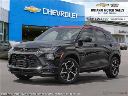 2021 Chevrolet TrailBlazer RS (Stk: T1019774) in Oshawa - Image 1 of 27