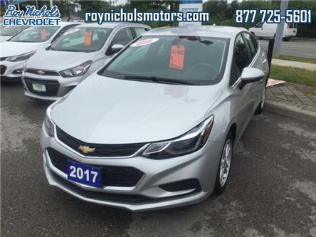 2017 Chevrolet Cruze LT Auto (Stk: P6568) in Courtice - Image 1 of 14