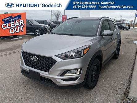 2020 Hyundai Tucson Preferred w/Sun and Leather (Stk: 20078) in Goderich - Image 1 of 19