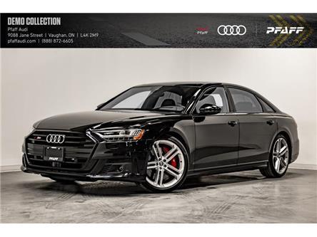 2020 Audi S8 L 4.0T (Stk: T18072) in Vaughan - Image 1 of 6