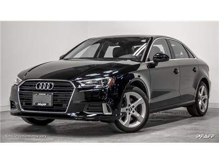 2020 Audi A3 40 Komfort (Stk: T18531) in Vaughan - Image 1 of 17