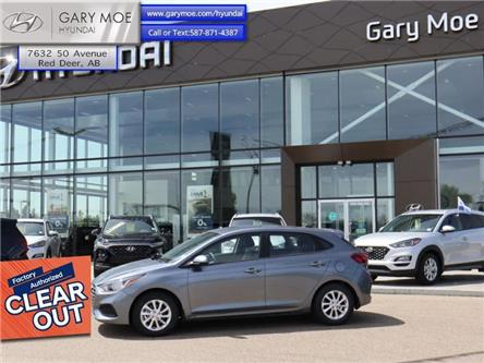 2020 Hyundai Accent Preferred (Stk: 0AC7053) in Red Deer - Image 1 of 12