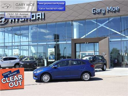 2020 Hyundai Accent Preferred (Stk: 0AC9992) in Red Deer - Image 1 of 9