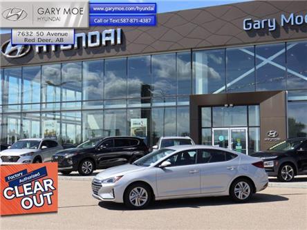 2020 Hyundai Elantra Preferred (Stk: 0EL8349) in Red Deer - Image 1 of 9