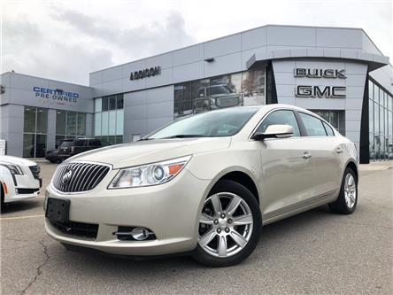 2013 Buick LaCrosse Luxury Group (Stk: U158955) in Mississauga - Image 1 of 21