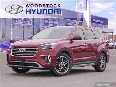 2018 Hyundai Santa Fe XL Ultimate (Stk: HD18057) in Woodstock - Image 1 of 27