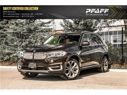 2017 BMW X5 xDrive35i (Stk: D13200) in Markham - Image 1 of 22