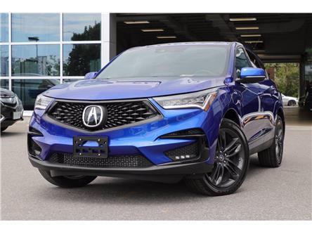 2021 Acura RDX A-Spec (Stk: 19268) in Ottawa - Image 1 of 30