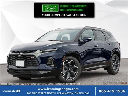 2020 Chevrolet Blazer RS (Stk: 20-460) in Leamington - Image 1 of 14