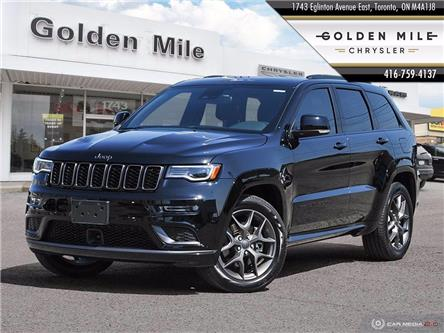 2020 Jeep Grand Cherokee Limited (Stk: 20106) in North York - Image 1 of 28