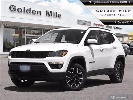 2020 Jeep Compass Sport (Stk: 20024) in North York - Image 1 of 27