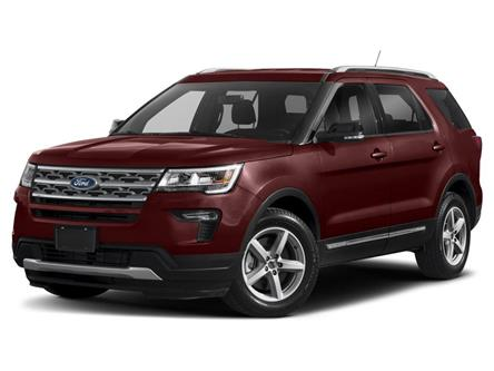 2018 Ford Explorer Platinum (Stk: LMU012A) in Ft. Saskatchewan - Image 1 of 9