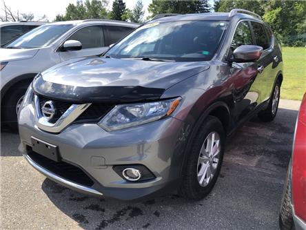 2016 Nissan Rogue  (Stk: MM1005) in Miramichi - Image 1 of 6
