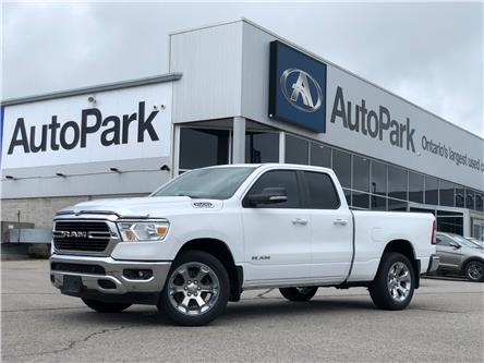 2019 RAM 1500 Big Horn (Stk: 19-07315JB) in Barrie - Image 1 of 32