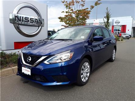 2019 Nissan Sentra 1.8 S (Stk: 9S0326) in Courtenay - Image 1 of 8