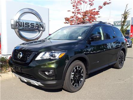 2020 Nissan Pathfinder SV Tech (Stk: 20P8773) in Courtenay - Image 1 of 8