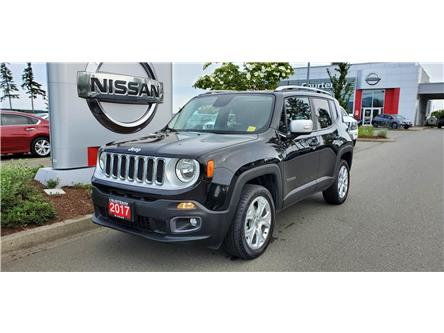 2017 Jeep Renegade Limited (Stk: U0023A) in Courtenay - Image 1 of 9