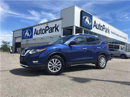 2019 Nissan Rogue SV (Stk: 19-78878RJB) in Barrie - Image 1 of 27