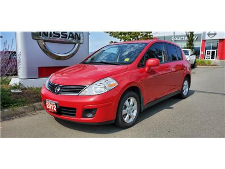 2012 Nissan Versa 1.8 SL (Stk: R2003A) in Courtenay - Image 1 of 9