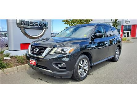 2017 Nissan Pathfinder SV (Stk: 20R4693A) in Courtenay - Image 1 of 9