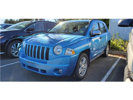 2009 Jeep Compass Sport/North (Stk: 9K9447A) in Courtenay - Image 1 of 2