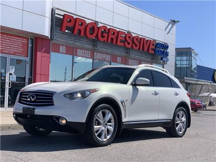 2016 Infiniti QX70 Base (Stk: GM400066A) in Sarnia - Image 1 of 23