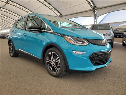 2020 Chevrolet Bolt EV Premier (Stk: 185565) in AIRDRIE - Image 1 of 26