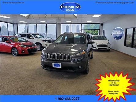 2015 Jeep Cherokee North (Stk: 651224) in Dartmouth - Image 1 of 19