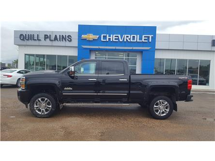 2017 Chevrolet Silverado 2500HD High Country (Stk: 20T106A) in Wadena - Image 1 of 18