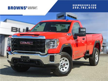 2020 GMC Sierra 3500HD Base (Stk: T20-1382) in Dawson Creek - Image 1 of 13