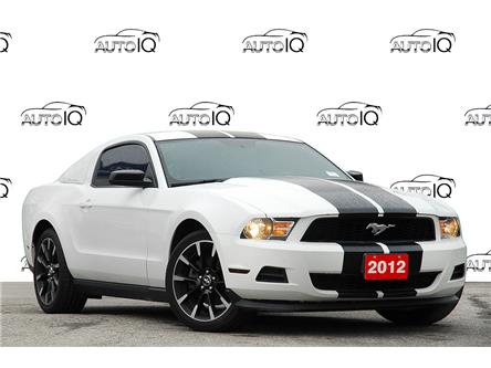 2012 Ford Mustang Base (Stk: 20M0840BX) in Kitchener - Image 1 of 17