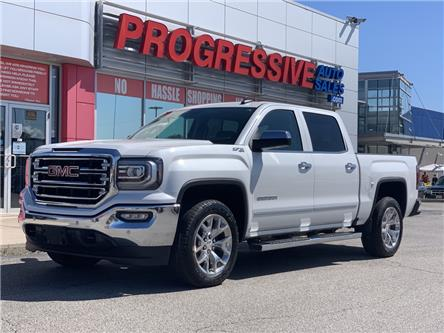 2018 GMC Sierra 1500 SLT (Stk: JG135083) in Sarnia - Image 1 of 21