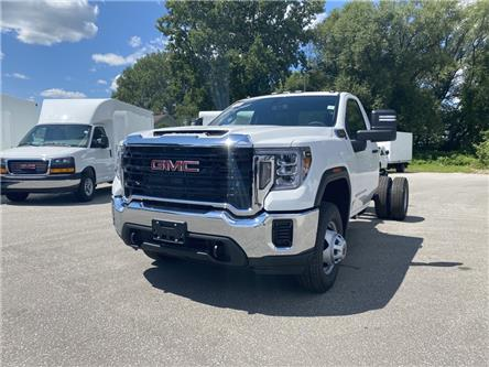 2020 GMC Sierra 3500HD Chassis Base (Stk: 20-0497) in LaSalle - Image 1 of 4
