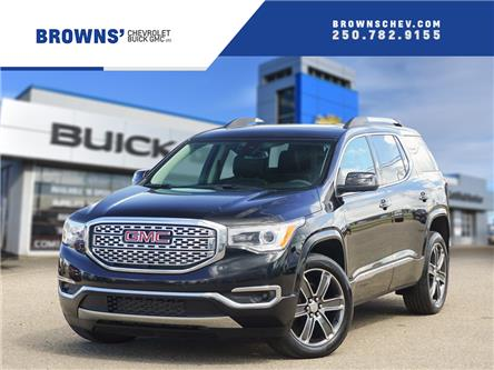 2018 GMC Acadia Denali (Stk: L11451A) in Dawson Creek - Image 1 of 17