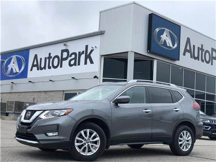 2019 Nissan Rogue SV (Stk: 19-06379RJB) in Barrie - Image 1 of 25