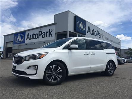 2019 Kia Sedona SX (Stk: 19-46223RJB) in Barrie - Image 1 of 33