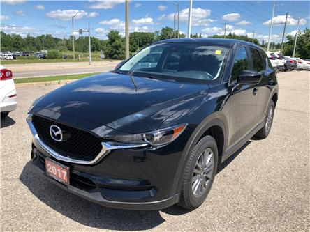 2017 Mazda CX-5 GS (Stk: 20867A) in Cambridge - Image 1 of 5
