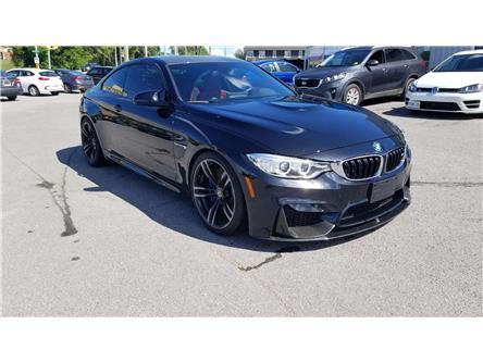 2016 BMW M4 Base (Stk: 222555) in Kingston - Image 1 of 14