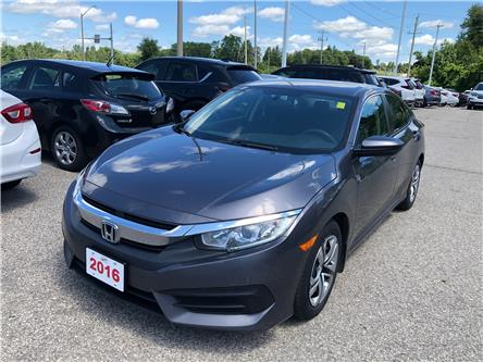 2016 Honda Civic LX (Stk: 21049A) in Cambridge - Image 1 of 5