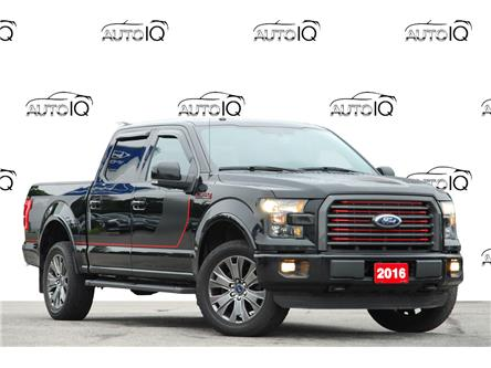 2016 Ford F-150 Lariat (Stk: 20F3900A) in Kitchener - Image 1 of 17