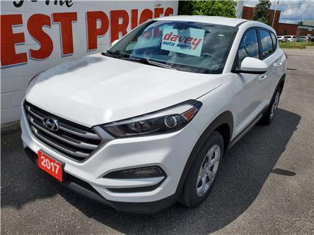 2017 Hyundai Tucson SE (Stk: 20-370) in Oshawa - Image 1 of 14