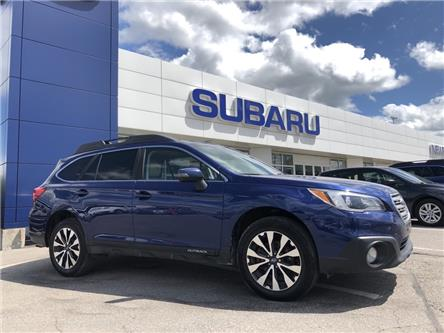 2017 Subaru Outback 3.6R Limited (Stk: P657) in Newmarket - Image 1 of 2