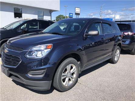 2017 Chevrolet Equinox LS (Stk: 216256A) in Oshawa - Image 1 of 17