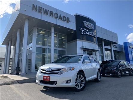 2015 Toyota Venza Base (Stk: N14636) in Newmarket - Image 1 of 13