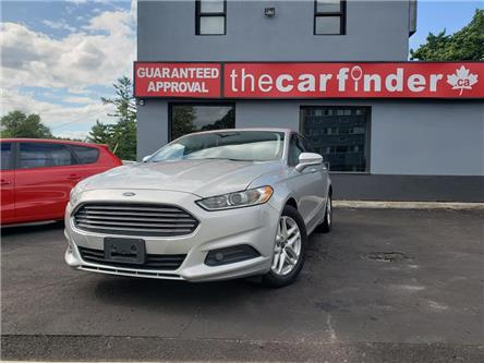 2014 Ford Fusion SE (Stk: ) in Ottawa - Image 1 of 8