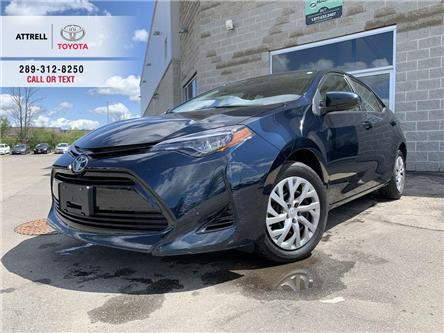 2019 Toyota Corolla LE BLUETOOTH, HEATED SEATS, TOYOTA SAFETY SENSE-P, (Stk: 10000) in Brampton - Image 1 of 23