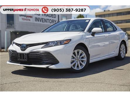 2020 Toyota Camry Hybrid LE (Stk: 200751) in Hamilton - Image 1 of 16