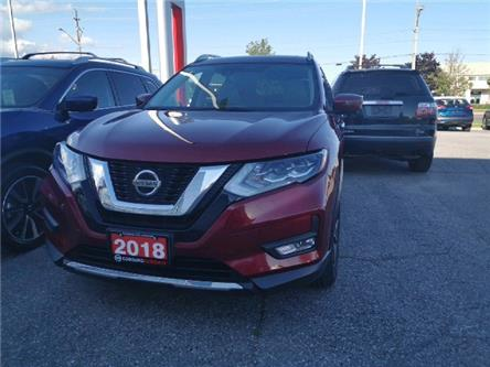 2018 Nissan Rogue  (Stk: CJC707305L) in Cobourg - Image 1 of 8